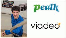 Viadeo acquires French startup PEALK