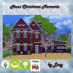 Eintrag vom 24. Dezember - Adventskalender - Sims Dreams Sims 3, In This Moment, Christmas, December, Advent Calendar, Yule, Xmas, Christmas Movies, Noel