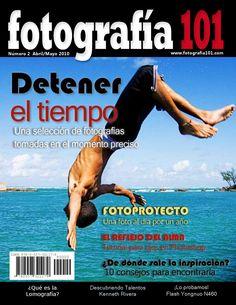 Edición de abril de la revista Fotografía 101- Puerto Rico
