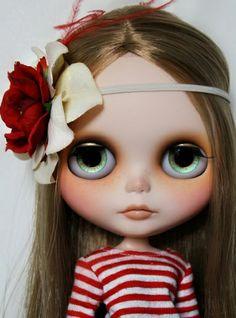 Gorgeous, amazing Blythe!