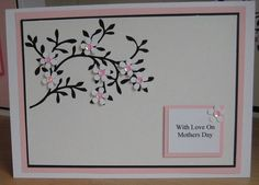 Easy Handmade Card Ideas By Kids For Mothers Day  Homemade Mothers Day Greeting Card Ideas Family Holiday