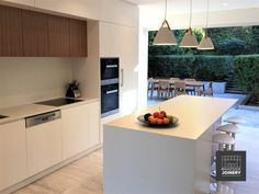 Braeside Joinery are your local Northern Beaches Joinery Experts. Working with builders and property owners, delivering quality joinery, on-time on budget. Kitchen Cupboards, New Kitchen, Kitchen Island, Cabinets, Central Kitchen, Central Island, Cupboard Wardrobe, Led Under Cabinet Lighting, Island Bench