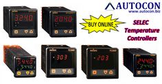Buy Selec Temperature Controllers at our Online Purchase & Business Portal....