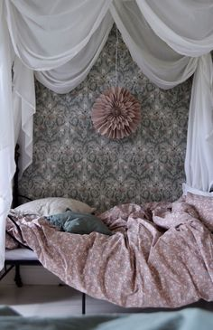 Girl Room, Girls Bedroom, Bohemian Chic Home, Creative Kids Rooms, Pretty Bedroom, Awesome Bedrooms, Kids Decor, Decoration, Room Decor