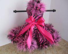 Dog Dress XS Paris By Nina's Couture por NinasCoutureCloset