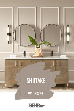 Light and bright is the name of the interior design game. Give your home a timeless DIY makeover with one of these neutral Behr Paint colors. Ranging from light gray to bright white, these hues are sure to please. Click below to discover the perfect color to fit your home decor style.