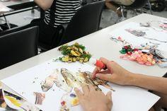 【バンタンデザイン研究所】クリエイターのたまご☆高校生の入学前授業に密着!大阪校