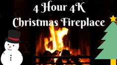 Visit https://uk.pinterest.com/pin/455285843565397555/ to Stream 4K 4 hour Christmas Fireplace Video on Christmas Eve and Christmas Day. Available on any HD or Ultra HD SMART TV with the Vimeo App. Also Apple TV, iOS, Chomecast, Roku and Android. A great Christmas TV idea.