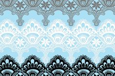 Check out Vector Lace Border Clip Art by Fancy Dog Studio on Creative Market http://crtv.mk/pMzL