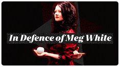 In Defence of Meg White - YouTube 6 Music, Music Songs, Music Videos, Meg White, Jack White, Xl Recordings, The White Stripes, Rag And Bone, Music Publishing