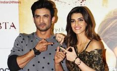 Kriti Sanon's style game for Raabta promotions is getting stronger