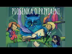 Mała Orkiestra Dni Naszych - Piosenka o przyjaźni - YouTube Alphabet, Fictional Characters, Therapy, Alpha Bet, Fantasy Characters