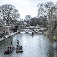 In Cambridge you dont row you punt. It gives quietness in the movement like creating the move without a minimum roughness. I love this minimalist twist. #sageonearth
