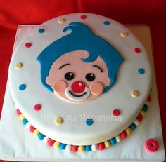 Plim Plim Circus Cakes, Second Birthday Ideas, Celebrate Good Times, Ideas Para Fiestas, Fiesta Party, Baby Birthday, Mini Cakes, Birthday Decorations, First Birthdays