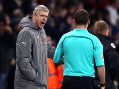 Wenger đổ lỗi cho trọng tài và lịch thi đấu vì mất điểm trước Bournemouth
