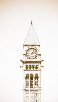 ClockTower by CreativePixtures, via Flickr