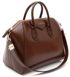 tan Givenchy bag