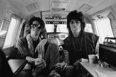 keef & ron (who's driving your plane?)