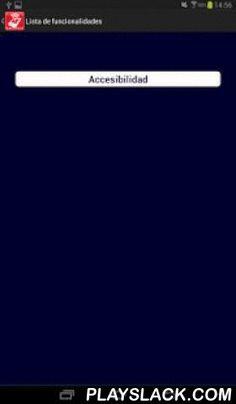 WhatsCine  Android App - playslack.com , WhatsCine convierte la sala de cine en accesible pues permite a las personas ciegas escuchar la audiodescripción de la película sin interferir en el audio del resto de los espectadores, permite a las personas sordas ver los subtitulos y el lenguaje de signos a través de unas gafas especiales o su smartphone. Gracias a esta posibilidad se fomenta la inclusión, el ocio compartido y el acceso para todos a la cultura en igualdad. La aplicación también…