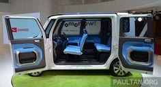 Tokyo 2013: Daihatsu Deca Deca 'super space' vehicle Image #212183