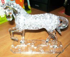 3D пазл «Лошадь» в дар (Барнаул). Дару~дар