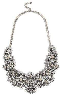 Women s Baublebar Ice Queen Crystal Statement Necklace  fashion  style   gifts  jewelry   ce4b4dd3841e