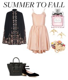 """""""Untitled #944"""" by alecsandra99 ❤ liked on Polyvore featuring Vilshenko, G.V.G.V., Christian Dior, Kate Spade, Conroy & Wilcox and Halo & Co."""