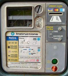 car park ticket machines - Google Search