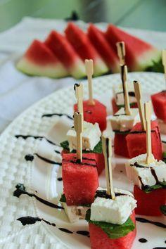 Watermelon Feta Mint Skewers 4 | Bites of Bri