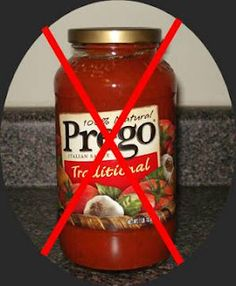 I'm so over store bought spaghetti sauce, but have yet to find a recipe I really like. Listing this one as a must try.