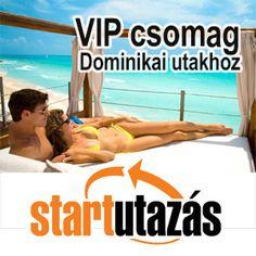 Start Utazás Dominika VIP Csomag