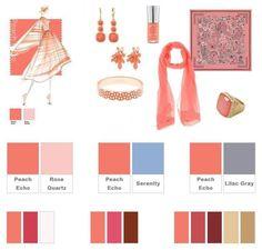 Рекомендации по сочетанию модных цветов сезона весна-лето 2016 - Ярмарка Мастеров - ручная работа, handmade
