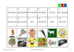 EU 8 Spelling, Mini, Teaching, School, Dutch, Arch, Games, Note Cards, Dutch Language