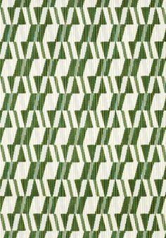 BOSSA NOVA VELVET, Emerald, W72809, Collection Woven Resource 13: Fusion Velvets from Thibaut