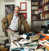 George Elliott Clarke was born in Windsor, Nova Scotia, near the Black Loyalist community of Three Mile Plains, in 1960. A graduate of the University of Waterloo (B.A., Hons., 1984), Dalhousie University (M.A., 1989), and Queen's University (Ph.D., 1993), he is now the inaugural E.J. Pratt Professor of Canadian Literature at the University of Toronto.