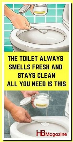 THE TOILET ALWAYS SMELLS FRESH AND STAYS CLEAN. ALL YOU NEED IS THIS All You Need Is, Good To Know, Told You So, Beauty Tips For Skin, Health And Beauty Tips, Beauty Skin, Beauty Hacks, Beauty Care, Skin Tips