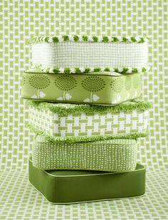 Green Pillows!!!