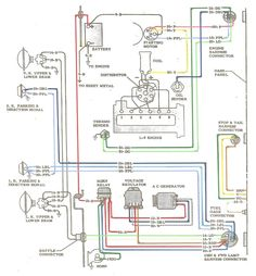 1972 chevy c10 horn wiring diagram