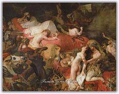 Ferdinand Victor Eugene Delacroix (1798-1863) | Fransız Oryantalist Ressam - Forum Gerçek
