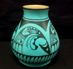 Handmade Southwest Style Decorative Pottery