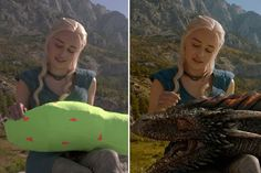 20 Before and After Shots That Show the Magic of Visual Effects. Take a look behind the scenes.