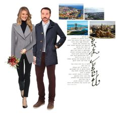 """""""Russia tour day 2: Arriving in Anadry"""" by emprbr ❤ liked on Polyvore"""