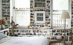 Un álbum de fotos en la pared | Decoración Hogar, Ideas y Cosas Bonitas para Decorar el Hogar