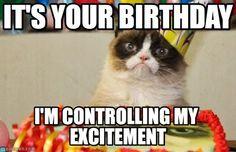 Grumpy cat birthday meme (http://www.memegen.com/meme/259mt0)