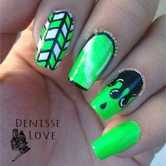 Instagram photo by denisselove  #nail #nails #nailart