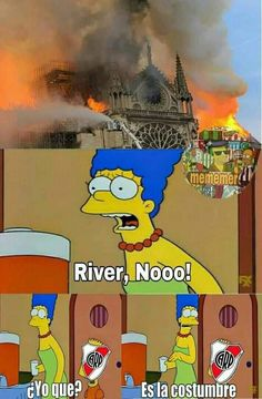 A Team, Bart Simpson, Football, River, Humor, Fictional Characters, Grande, Jr, Roman