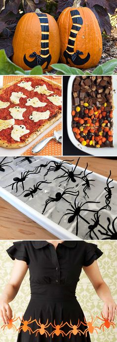 5 Frighteningly Fabulous Halloween Treats and Crafts!