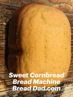 Pumpkin Bread Recipe For Bread Machine, Easy Bread Machine Recipes, Best Bread Machine, Bread Maker Recipes, Quick Bread Recipes, Cooking Recipes, Easy Recipes, Oatmeal Bread, Sweet Cornbread
