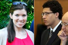 SALEM, Mass. — A teenager who raped and killed his high school math teacher was sentenced Friday to life in prison with eligibility for parole in 40 years. The 2013 slaying of Danvers High School t…