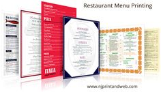 Make a great first impression with Restaurant Menu Design from ...